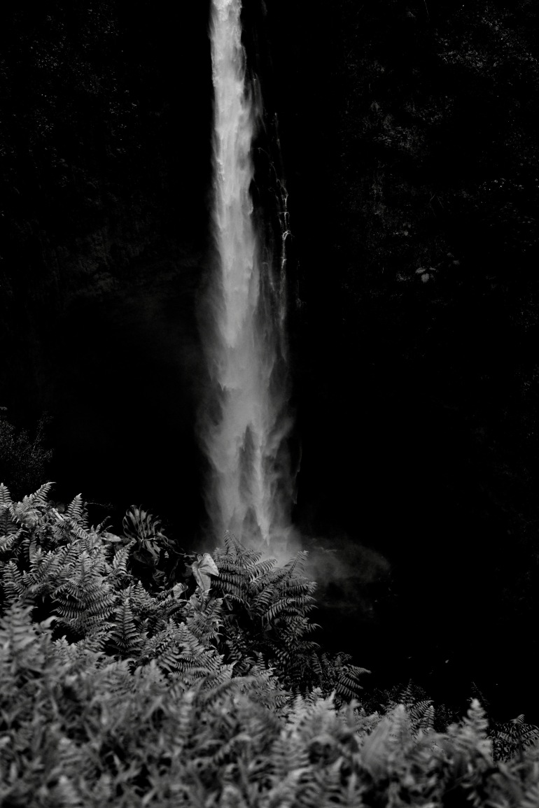 Waterfall Big Island Hawaii